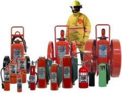 Extintores, Recarga