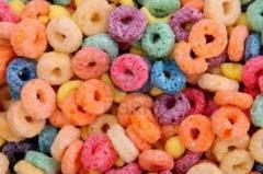 Cereales con Fruta