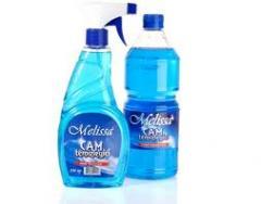 Detergente para el Cristal