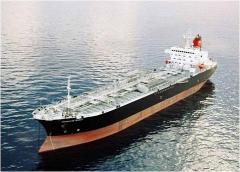 Nave petrolera