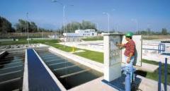 Equipo de tratamiento de agua residual