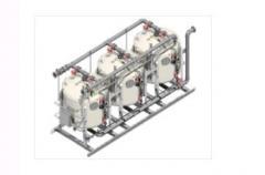 Filtro de agua industrial