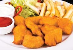 Palitas de pollo