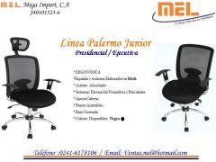 Sillas Presidencial Palermo Junior