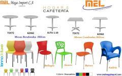 Sillas Para Cafeterías, Hoteles, Locales Comerciales, Café
