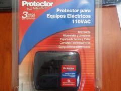 Protector de Voltaje para equipos electricos
