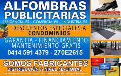 ALFOMBRAS PUBLICITARIAS Y CORPORATIVAS