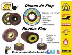 Productos Abrasivos Lijas Tazas Discos de Corte