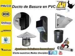 Ducto de Basura en PVC