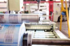 Servicios de impresión de bobinas de Polietileno y