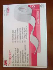 Adhesivos 3M , productos linea hospitalaria 3M