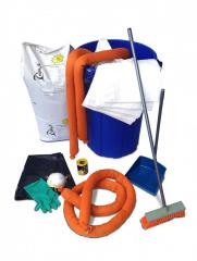 Kit para derrames durante el almacenamiento de MATPEL