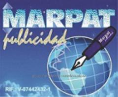Materiales Publicitarios y de Oficina