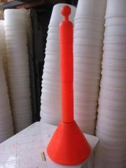 Colorante naranja fluorescente