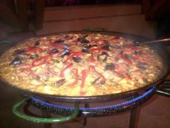 Paellas, Fideuas y Ceviche