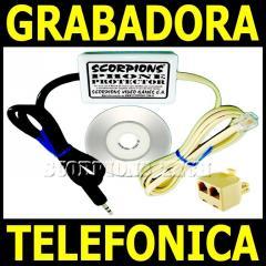 Grabador Telefonico. Grabadora de Llamadas. Espia