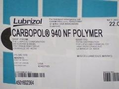 Carbopol 940 Lubrizol