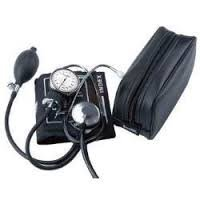 Tensiometro manual con esfignomanometro de la marca PREMIER con estetoscopio