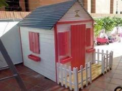 Casa de muñecas grande