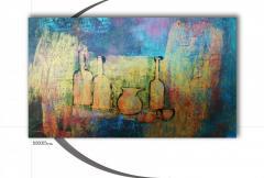 Obras de arte: pinturas, esculturas, cerámica escultórica y artesanal