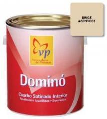 Pintura Esmalte Domino / Caucho arquitectonico de