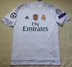 Camisetas Oficiales de Futbol Europeo 2015 2016 Real Madrid, Barcelona, PSG, Bayern,  Juventus