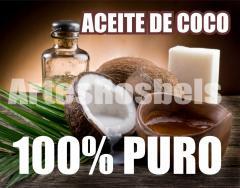 ACEITE DE COCO USO COSMÉTICO O MEDICINAL