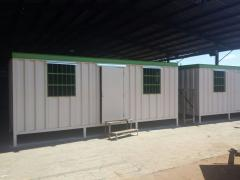 TRAILERS PETROLEROS, OFICINAS MOVILES