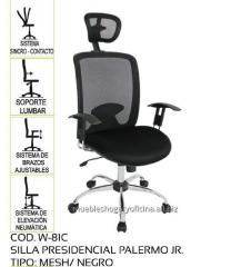 Silla Ejecutiva Washintong o Palermo Junior