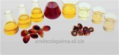 Aceite Crudo de Palma a Granel