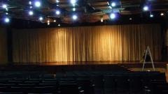 Cortinajes para Teatros, mecanica teatral, cortinas y persianas