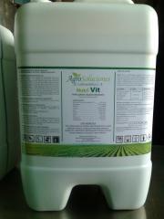 Nutri VIT - Acidos humicos y Fulvicos de