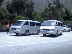 Servicios de transporte terrestre turistico nacional e internacional todo destino en venezuela ,colombia y brazil