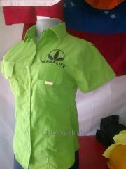 Confecciones de todo tipo de uniformes