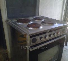 Cocina electrica de 4 hornillas