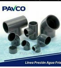 Conexion PAVCO para agua fria