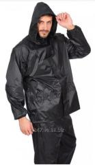 Protective clothing, raincoats and jackets