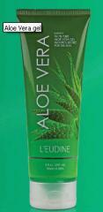 Aloe Vera Gel with aloe barbadensis