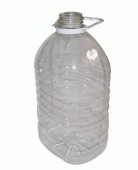 Botella de Polietileno de Alta Densidad