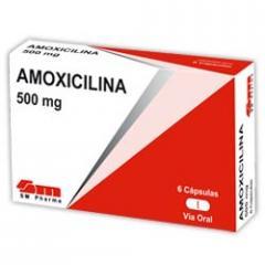 AMOXICILINA SM