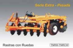Rastra con Ruedas