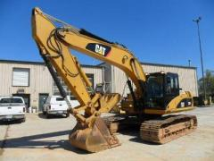 Excavadora Caterpillar 320DL