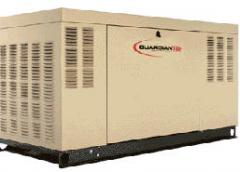 Generator 25/25Kw Guardian Elite