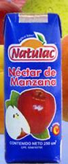Nectar de Manzana