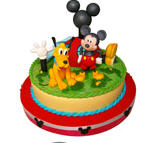 Tortas Decoradas para Cumpleaños Infantiles