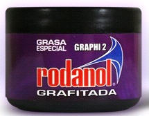 Rodanol GRAPHI-2 Grasa Lubricante Grafitada Para