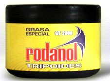 Rodanol GT 2000 Grasa Lubricante Para Tripoides y