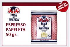 Café Expreso Papeleta