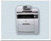HP LaserJet 2820 All-in-one