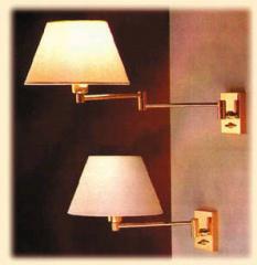 Lámparas de 1 ó de 2 articulaciones